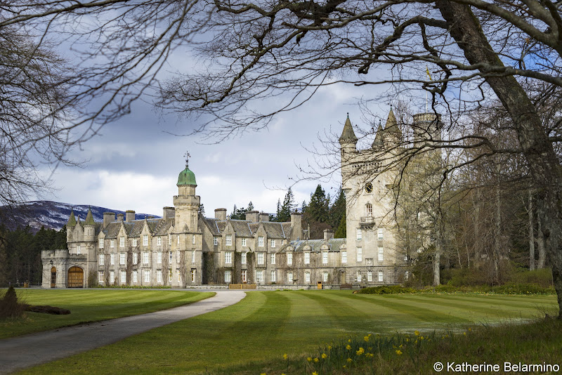 Balmoral Castle Best Castles in Scotland for a Road Trip Itinerary