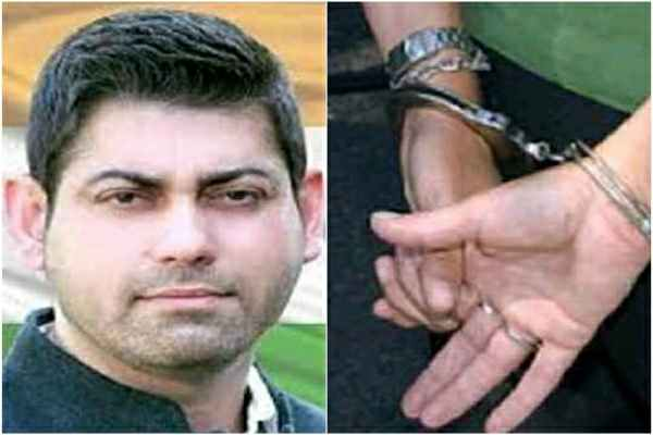 vikas-chaudhary-murder-case-gangster-kaushal-arrested-news