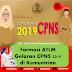 Formasi ATLM Gelaran CPNS 2019 di Beberapa Kementrian