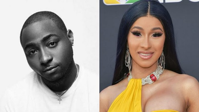Cardi B Joins Davido For Incoming 'Fall' Remix