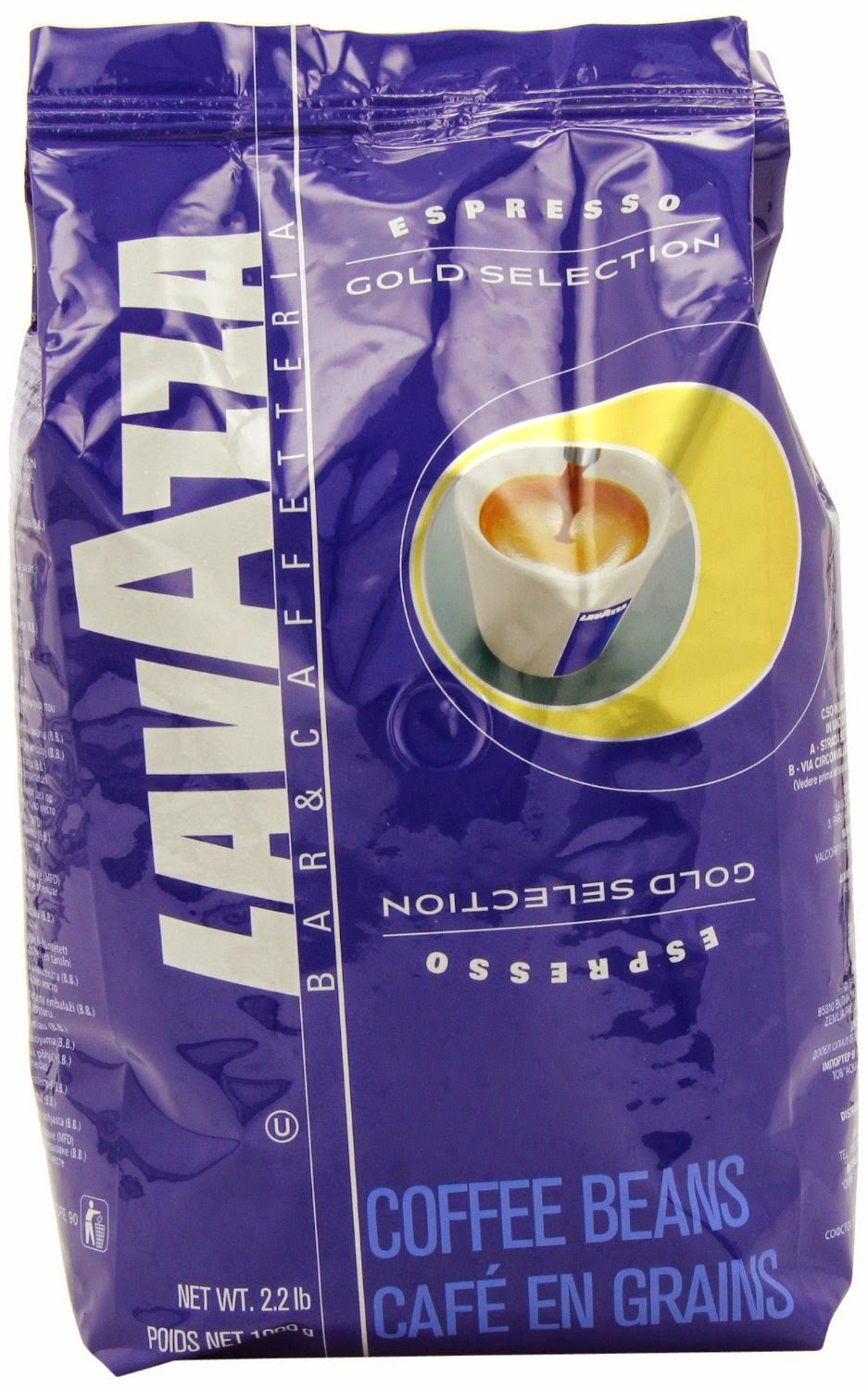 Best lavazza coffee reviewed in february 2021 is all here. The Watery Gourmet Product Review Lavazza Gold Selection Coffee