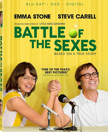 Battle of The Sexes (La Batalla de los Sexos) (2017) 720p y 1080p BDRip mkv Dual Audio AC3 5.1 ch
