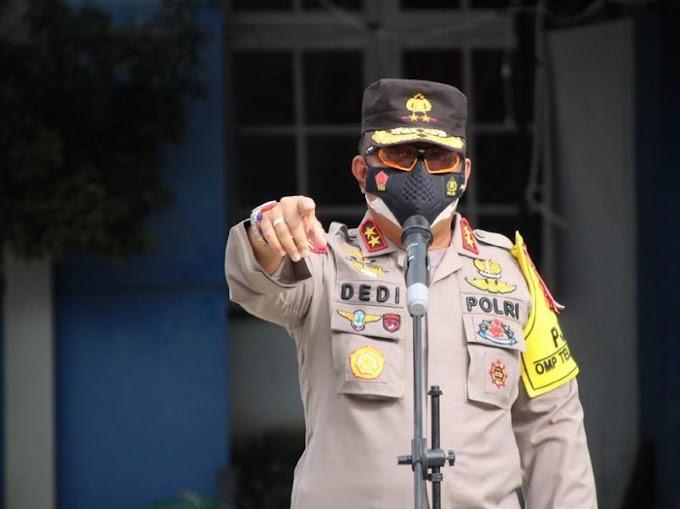 Kapolda Kalteng Peroleh 3 MURI atas Penanganan Stunting dan Kasus Kekerasan terhadap Anak