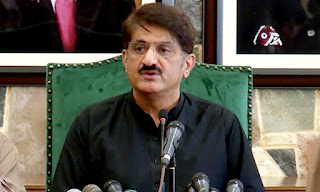 CM Sindh directs not to put containers on CV