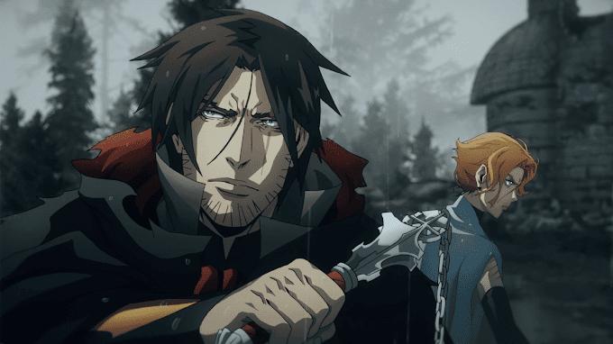 """Temporada final de """"Castlevania"""" ganha novas imagens"""