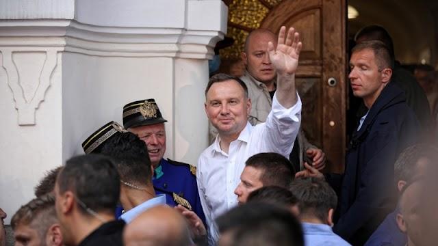 Lengyel elnökválasztás – Andrzej Duda nyerte a első fordulót