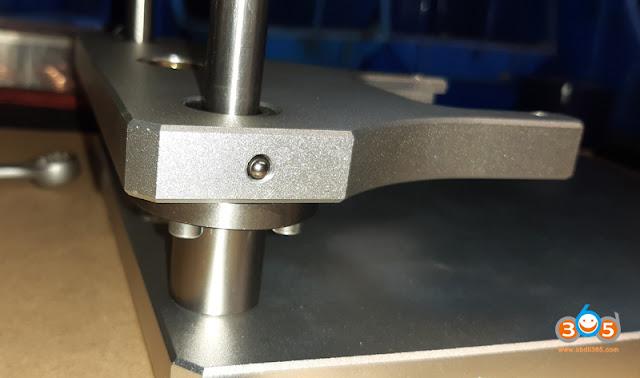 rilavorazione telaio BDM in alluminio 1