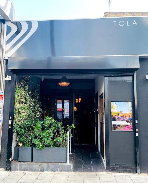 Exterior TOLA Peckham