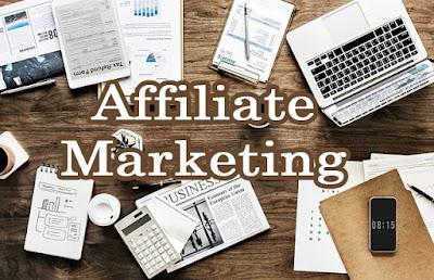 Affiliate Marketing, Salah Satu Cara Mendapatkan Uang dari Internet