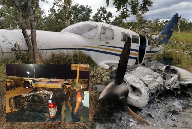 Plane Crash in PNG