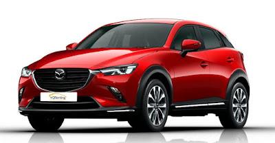 Harga Mazda CX 3 dan Spesifikasinya