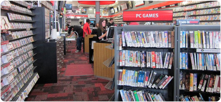Gran crisis en la venta de videojuegos