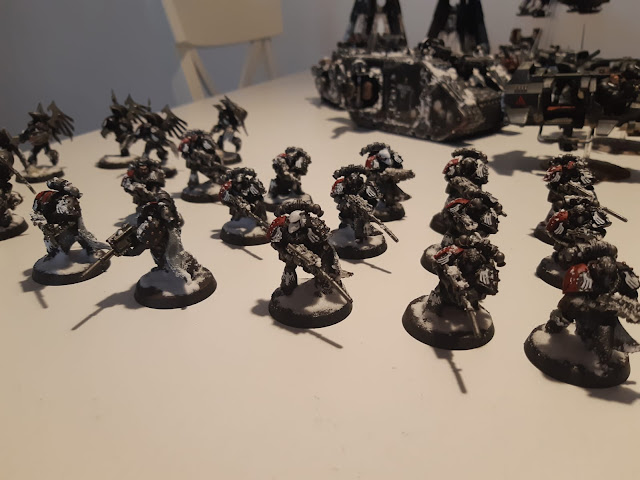 Marines tácticos Raven Guard