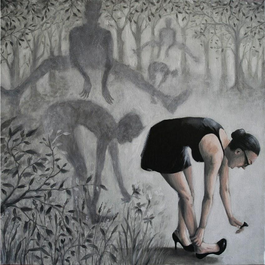 Lostrillonotizieinrosa: arte & artisti