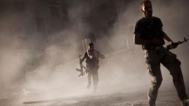 Rebeldes sirios: Fin del programa de CIA nos llevará al fracaso