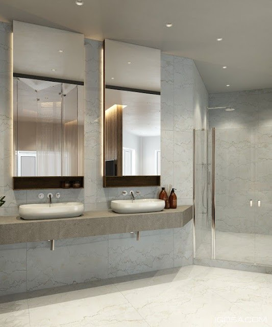Bathroom Exterior Design