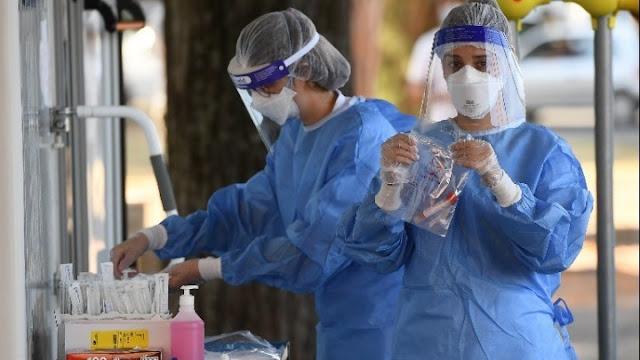 «Μαύρο» ρεκόρ με 508 κρούσματα κορωνοϊού σήμερα 16/10 στην χώρα - 8 νέοι θανατοι