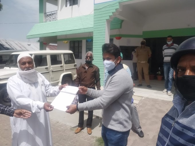पौड़ी में मुस्लिम समुदाय ने कोरोना से जंग लडने के लिए मिसाल की पेश-देखिए पूरी खबर