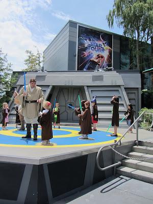 Star Tours The Adventures Continue Disney's Hollywood Studios Jedi Training