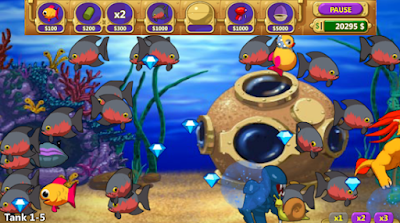 Free Download Insane Aquarium Deluxe  Mod Apk Versi 5.1