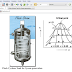REDS Library: 67. Flash Cyclone Evaporation Tank for Steam Generation | Matlab Simulink Model