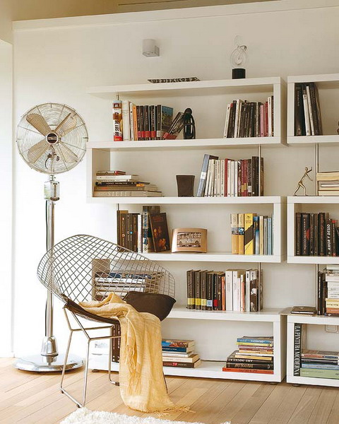 Dining Room Library Ideas: Twine: Repurposing An Open Dining Room