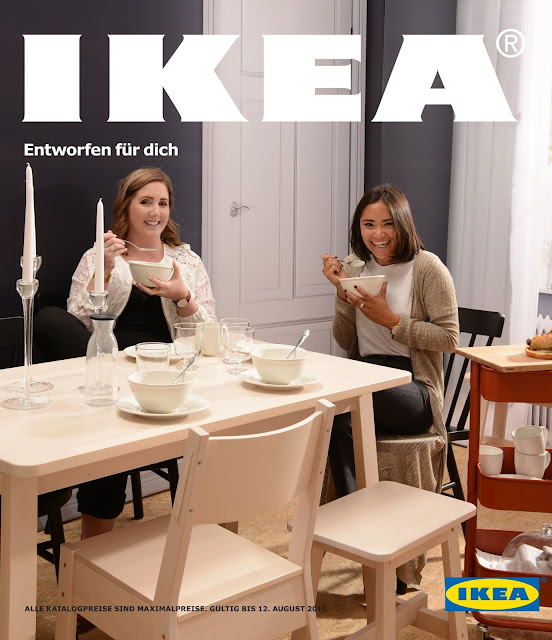 interesting post n lifestyle je fais la couverture du nouveau catalogue ikea with ikea geneve. Black Bedroom Furniture Sets. Home Design Ideas