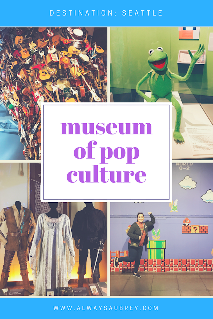 Museum of Pop Culture Seattle