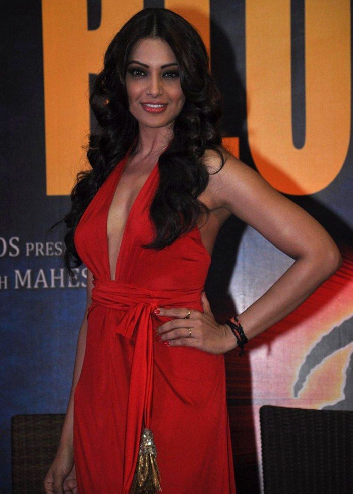Bipasha Basu Latest Stills In Red Dress