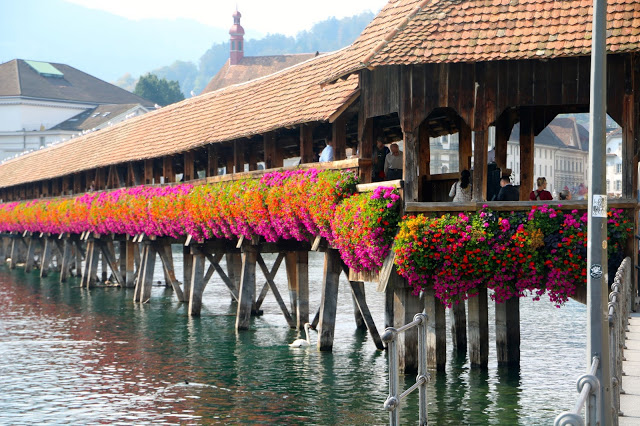 Lucerne, Switzerland - Living with Thanksgiving blog
