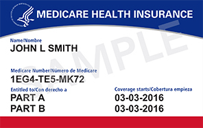 Fight fraud: Guard your Medicare card