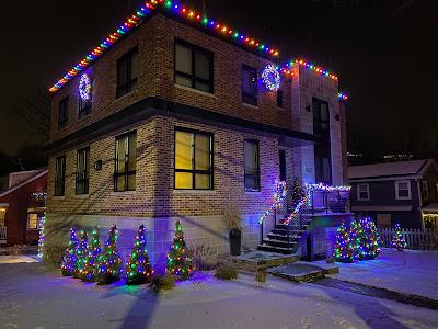 Christmas Light Installers Ann Arbor