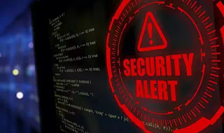 security-alarm-monitor-cyber-warning-caution-risk-virus-important