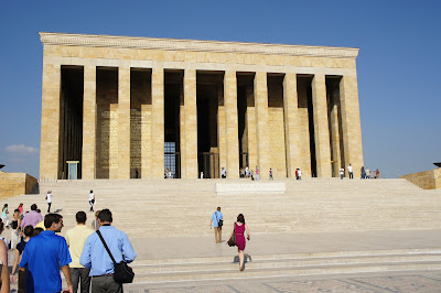 Mausoleum of Ataturk