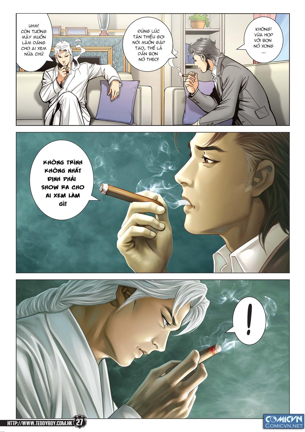 Người Trong Giang Hồ chap 2110 - Trang 25