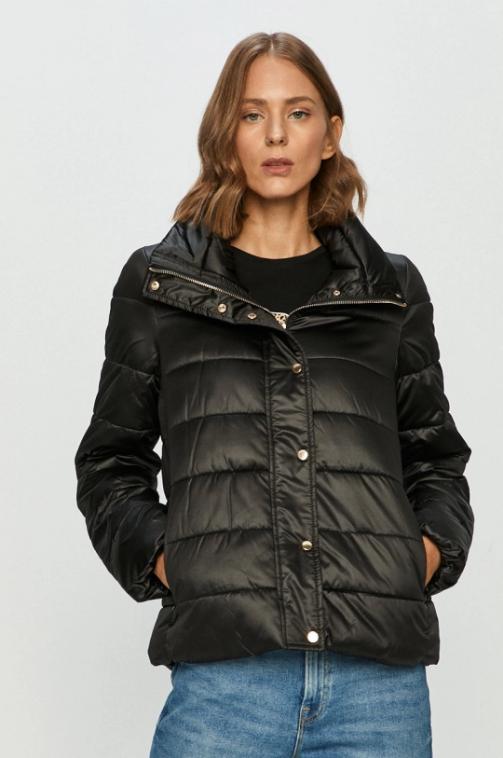 Vero Moda - Geaca groasa de iarna din materuial de fas de calitate