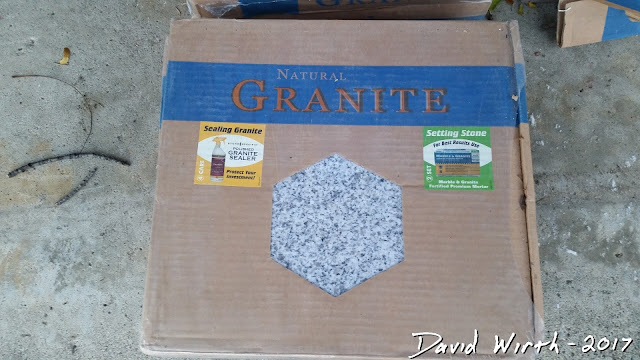 how to print onto tile, marble, granite, 3d printer