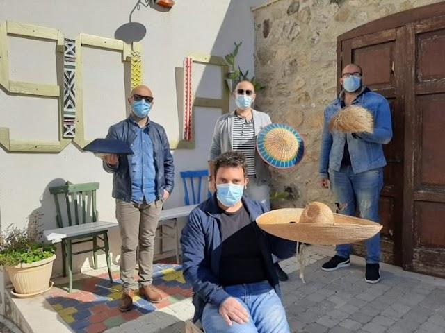 Il mondo raccontato da 292 cappelli al MeTe di Siculiana, finanziato progetto per l'esposizione (VIDEO)