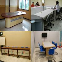 Custom Furniture Kantor (Office) Semarang - Meja Rapat Kantor Semarang 07