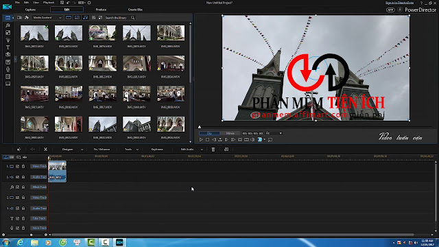 10 phần mềm làm video miễn phí và tốt nhất hiện nay