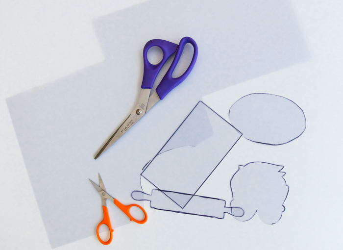 how to make custom cookie cutter templates