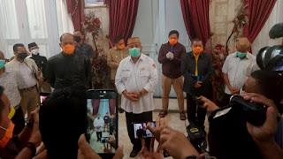 Pasien pertama covid-19 di gorontalo