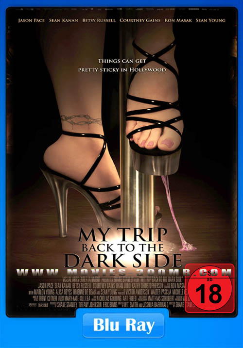 My Trip Back to the Dark Side 2014 BluRay 720p 300MB x265 Poster