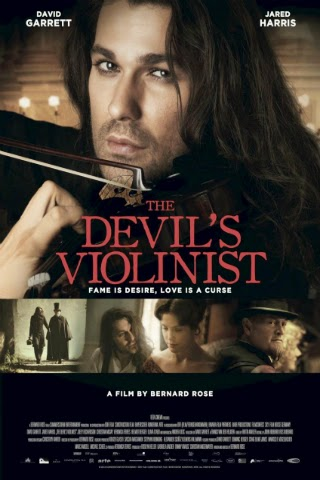 The Devil's Violinist [2013] [DVD FULL] [NTSC] [Latino]