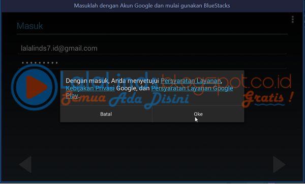 Cara Menggunakan Bluestacks Versi 3 Login Dengan Akun Google