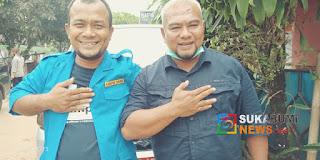 Wakil Ketua OKP Partai Golkar Kabupaten Sukabumi H. Ujang Abdurohim Rohmi, S.IP