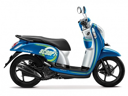Honda Scoopy eSP warna up%2Btown%2Bblue