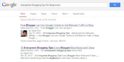 labels blogger, seo tips