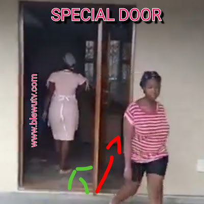 Special door