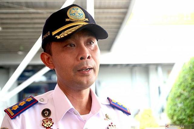 Kepala Syahbandar Priok Tegaskan Penangguolangan COVID -19 Tanggung jawab Semua